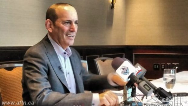 """Garber tells CSA they """"need to figure out"""" how to engage with MLS teams for the good of Canadian player development"""