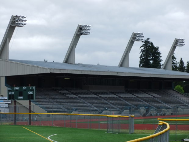 Groundhopping: Edmonds Stadium (Washington State, USA) – Home to North Sound SeaWolves