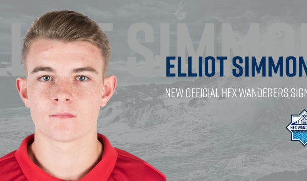 "Elliot Simmons hopes European experiences will help him ""hit the ground running"" as he gets set for debut season with HFX Wanderers"