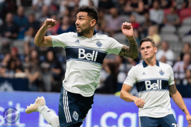 """""""Frustrated"""" Godoy has point to prove as Vancouver Whitecaps look to shore up defence and get back to the playoffs"""