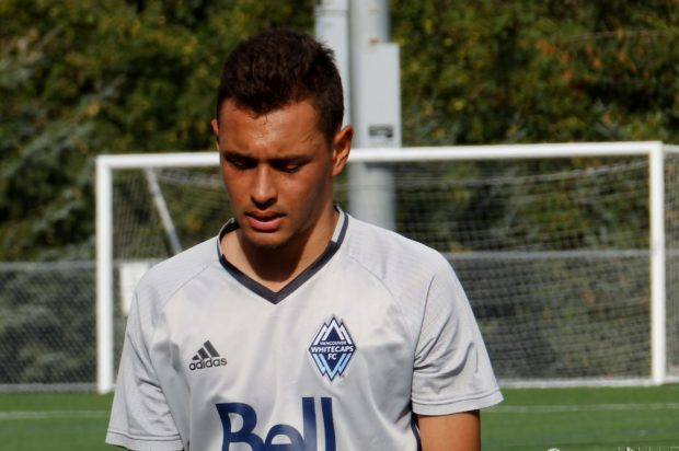 Ten Count with Vancouver Whitecaps U18 winger Ethan Gopaul