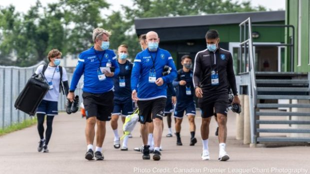 FC Edmonton ready to embrace everything that comes with being the last team to take to the pitch at the CPL Island Games