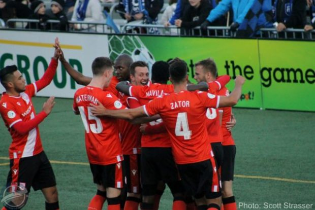 Wildrose Cup bragging rights for Cavalry in 1-0 clean sheet win at FC Edmonton