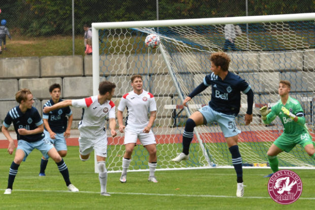 Whitecaps U19s and FC Tigers spearhead new look Fraser Valley Soccer League season
