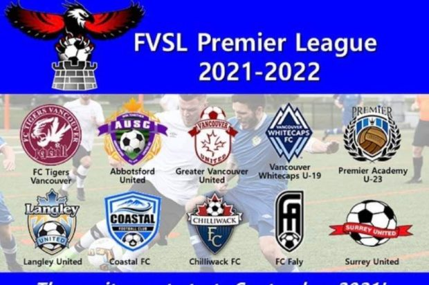 Whitecaps U19s and FC Tigers spearhead new look FVSL Premier Division