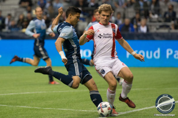 """Versatile veteran Florian Jungwirth looking to """"lead by example"""" as he adds much needed experience and leadership to Whitecaps"""