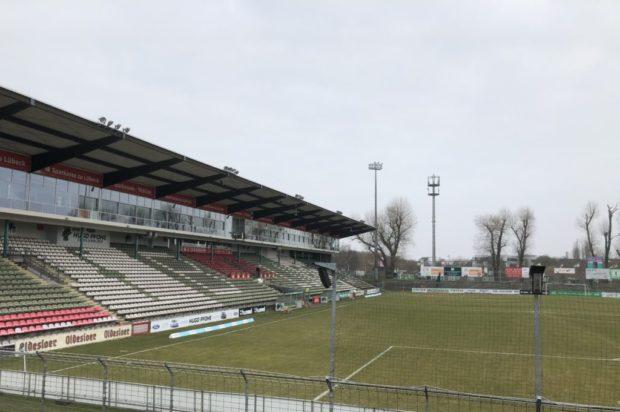 Groundhopping: VfB Lübeck, Germany, Regionalliga Nord (Div IV)