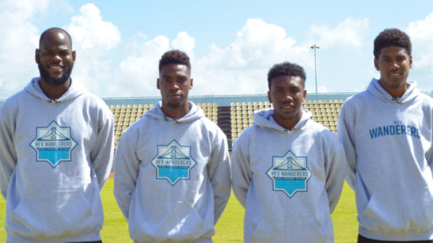 The Trinidad 4: A closer look at HFX Wanderers' four international signings