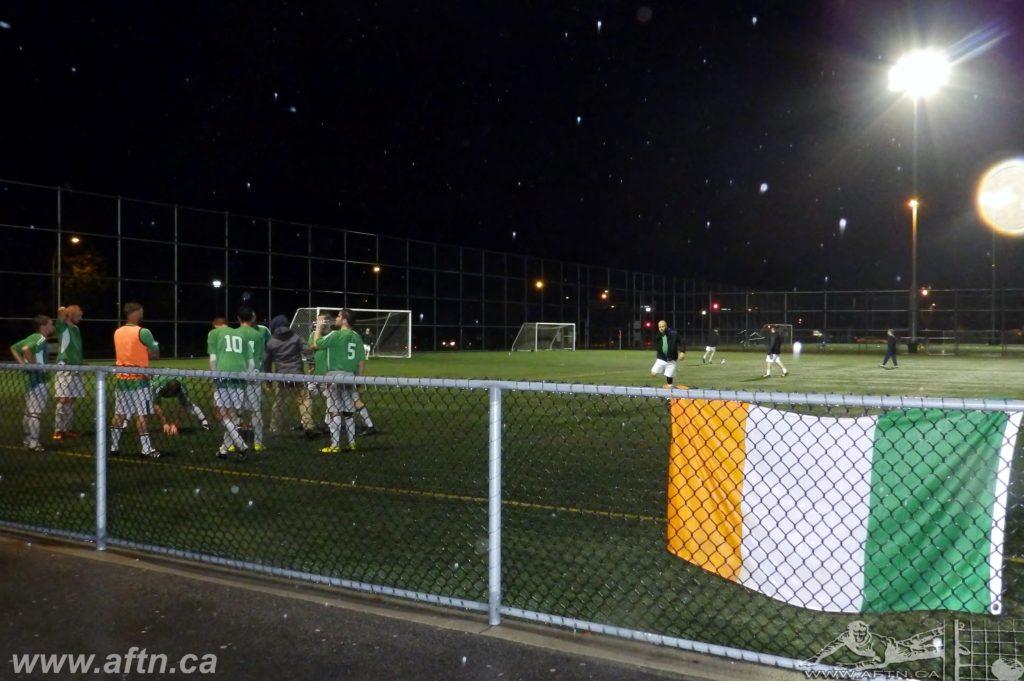 FC Serbia United v Harps FC