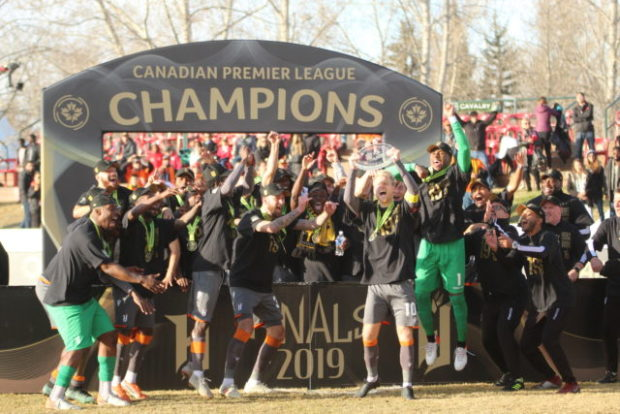 """Worthy winners"" Forge FC make history and claim inaugural Canadian Premier League championship"