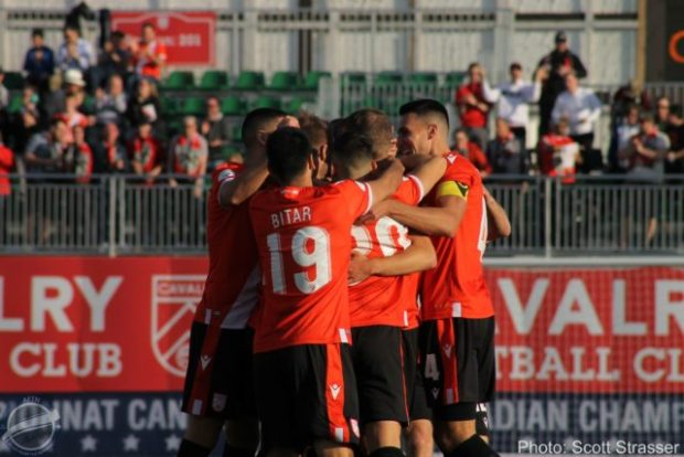 Cavalry FC books dates with Vancouver Whitecaps in third round of Canadian Championship
