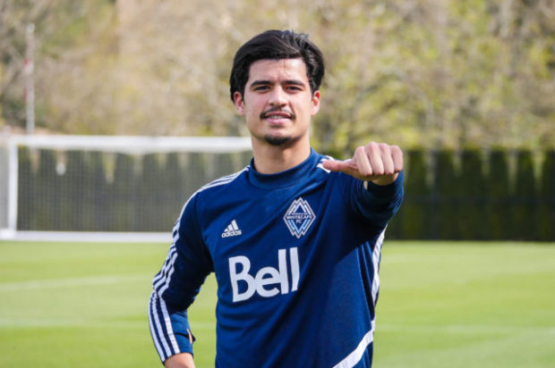 "Jasser Khmiri keen to ""forget about last year"" as he focuses on repaying faith the Whitecaps have shown in him"