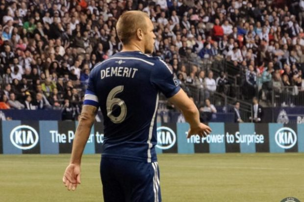 Vancouver Whitecaps All-American MLS XI