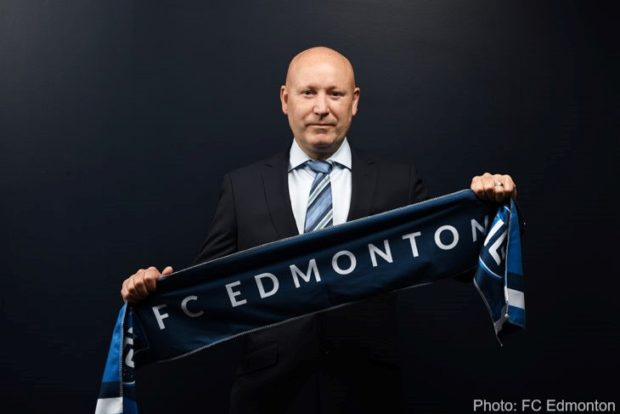 """Paulus looking for CPL leaders FC Edmonton to continue to """"outwork teams"""" as they get set for latest Al Classico battle"""