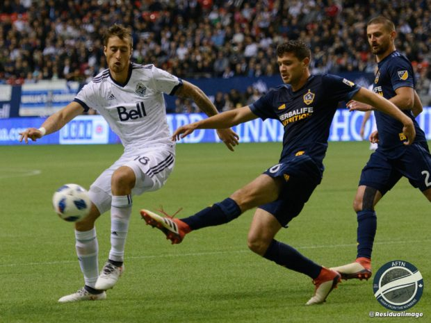 """Trust"" shown by Robbo giving Jose Aja the extra confidence to solidify a starting spot in Vancouver"