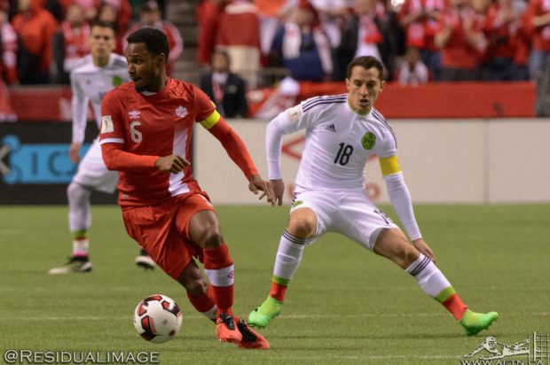 "Julian de Guzman reflects on both his and Canada's footballing future – ""I still want to be a part of this. I still bleed red."""