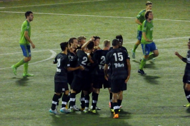 Dramatic last-second winner sends Canadian side K-W United to PDL Championship game