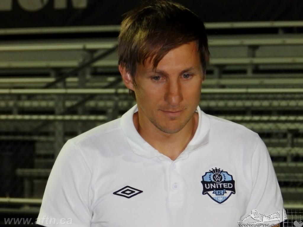 Chris Pozniak K-W United