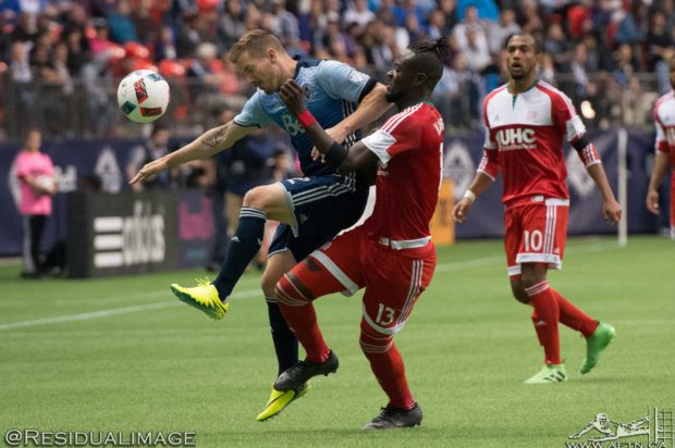 """How Kei Kamara and Anthony Blondell fit into """"Robboball"""""""