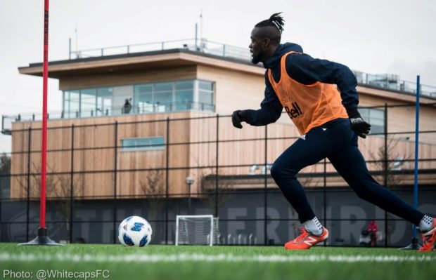 "Kei Kamara ""just trying to win"" when he delivers tough criticism to teammates"