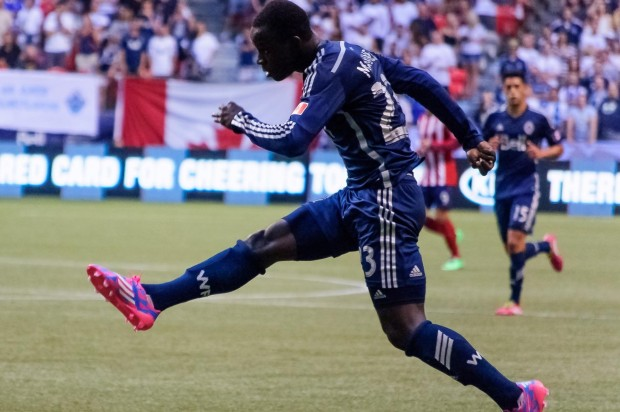Report and Reaction: Record breakers Vancouver Whitecaps can now rest easy