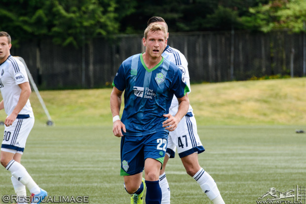 """Experienced USL striker Kyle Greig keen to """"put myself out there"""" with move to WFC2"""