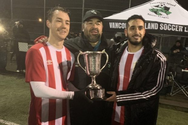 Lakehill FC claim first ever Garrison Cup on tiebreaker after finishing VISL level on points with unbeaten Westcastle United