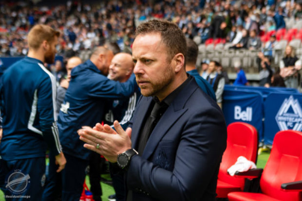 """Marc Dos Santos """"honoured"""" to be named USL/NASL Coach of the Decade by The Athletic after years of sacrifices"""