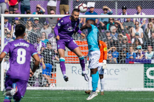 "Marcus Haber feeling ""at home"" with Pacific FC as he looks to lead them to CPL glory"