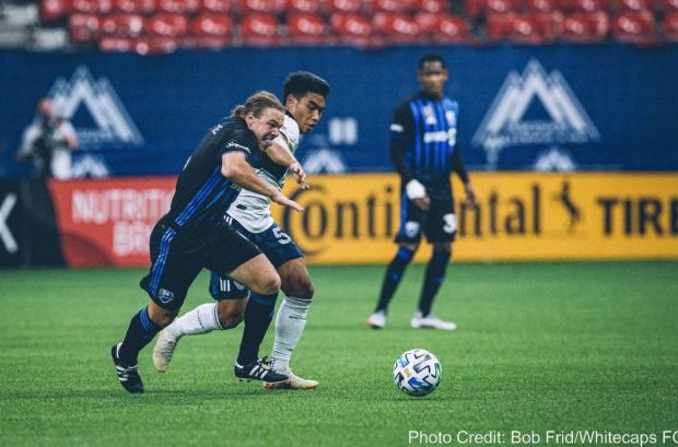 """Montreal Impact won't show any complacency in third meeting with Whitecaps as they target """"as many goals as possible"""" to clinch MLS points and a place in the Canadian Championship final"""
