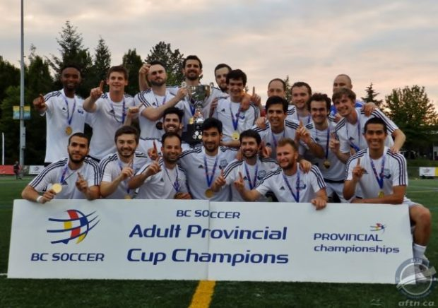 Metropolitan FC make it a cup double after 3-0 win over FC Serbia United in 2019 BC Provincial B Cup final (with video highlights)
