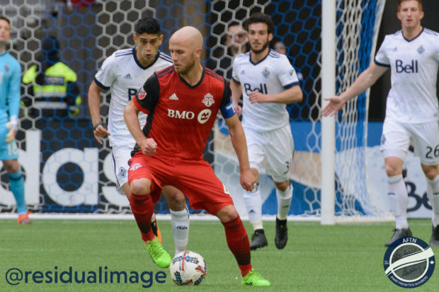 "Bradley on Bradley: Bob ""proud of the role"" son Michael has played in TFC's success after not getting respect in Europe"