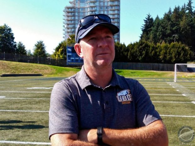 "Mosher hoping experienced additions will be ""instrumental"" in UBC Thunderbirds' latest run at national title"