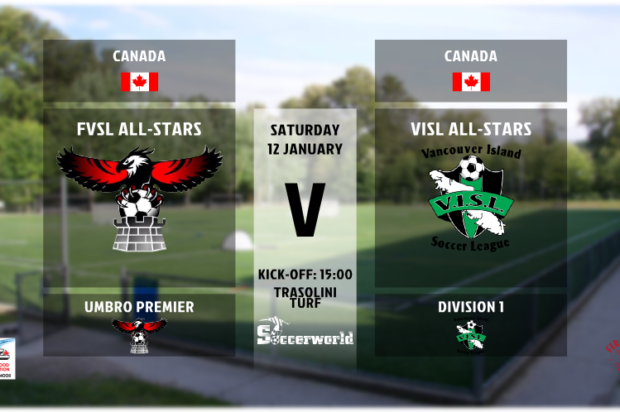 Fifth VISL v FVSL All-Star match set for Port Moody on Saturday afternoon