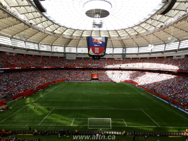 World Cup fever hits Vancouver as over 100,000 fans see first round matches