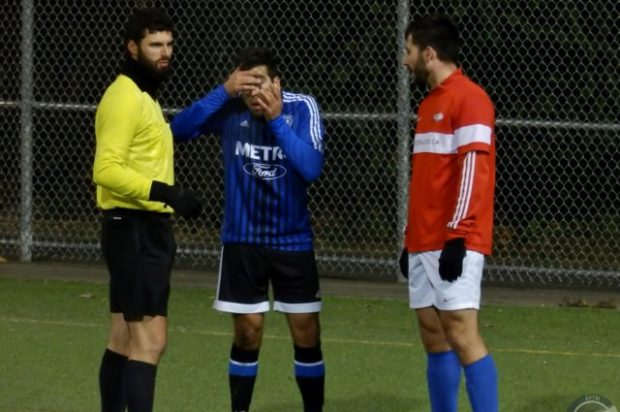Leaders Croatia drop points as Rino's and Hurricanes close gap at the top of the VMSL Premier Division (with video highlights of two matches)