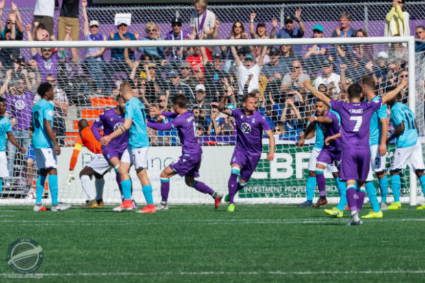 Report and Reaction: Starostzik header sees Pacific FC make history with first CPL win