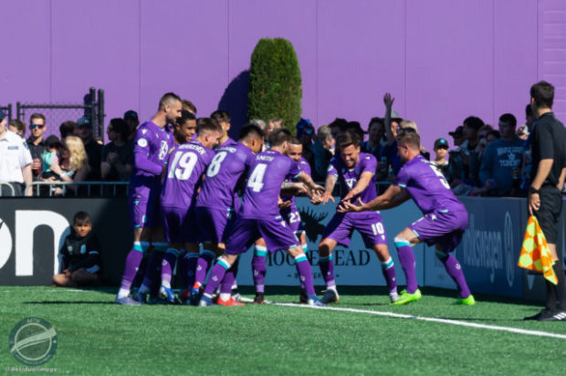 Pacific FC v HFX Wanderers – The Historic Story In Pictures