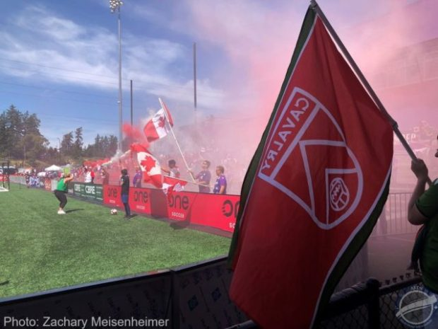 Pacific FC bookend CPL spring season with victories after fiery Canada Day win over champs Cavalry FC