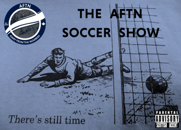 Episode 330 – The AFTN Soccer Show (Never Ending Staircase featuring John Herdman)