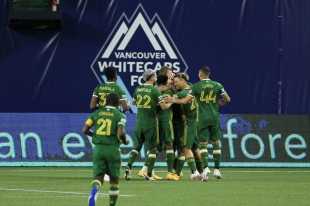 Report and Reaction: Mora the same for Vancouver Whitecaps as they are felled by the 'visiting' Timbers