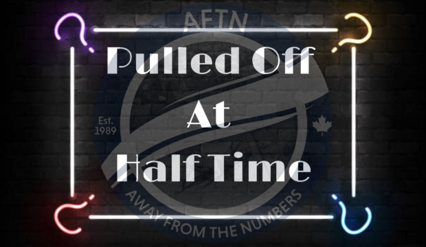 The first episode of AFTN's new football gameshow, Pulled Off At Halftime, is out now! Play along at home