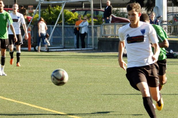 Burnaby boys shine in BC Provincial B Cup quarter-finals