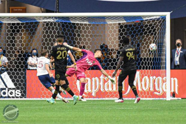 Report and Reaction: Last minute Gauld winner makes for Whitecaps happy homecoming