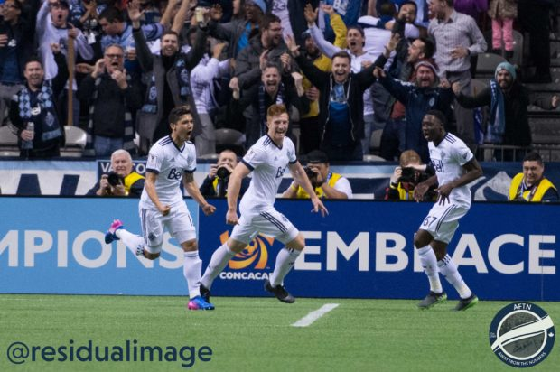 Storified: Vancouver Whitecaps' history making CCL win over NYRB