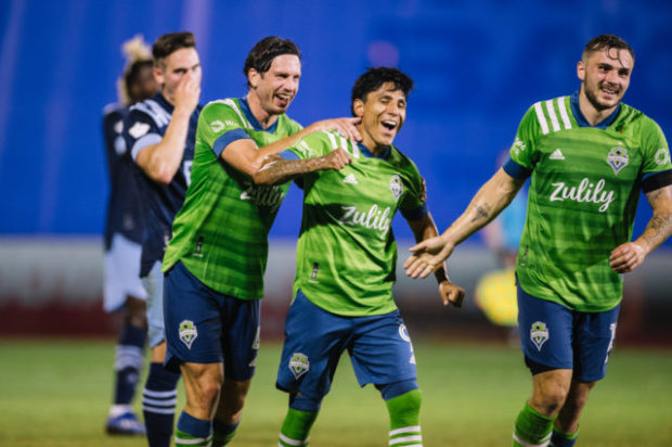 Report and Reaction: Sounders burst Whitecaps bubble in Cascadian canter in Orlando