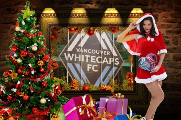 Dreaming of a White(caps) Christmas: AFTN's 2015 Vancouver Whitecaps advent calendar