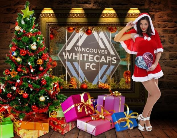 Dreaming of a White(caps) Christmas: AFTN's 2015 Vancouver Whitecaps advent calendar