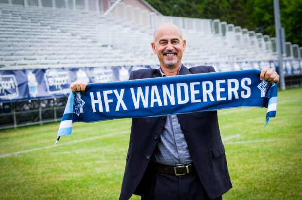 HFX Wanderers coaching staff built on Hart foundation and connections