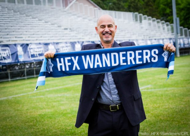 "Stephen Hart looking for ""right balance"" as he builds HFX Wanderers squad from scratch"